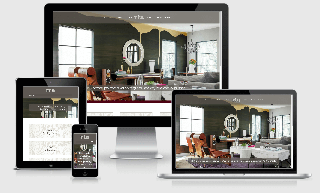 3 Page Template Website